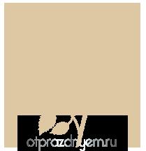 Логотип цветок-бокал